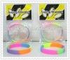 colorful silicone usb bracelet