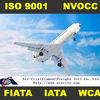 Forward air cargo tracking