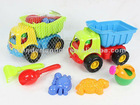 Beach truck,Summer play set toys, kids beach toys