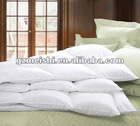 100% polyester filling 115gsm polyester fabric cotton white shell summer quilts