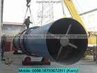 No pollution of lignite dryer in double cyclone and water dust collector