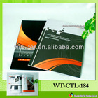 High quality art paper brochure printing service WT-CTL-184