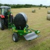 PE silage stretch wrap film