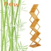 2012 ECO-friendly brochure stand/bamboo display/outdoor advertising