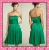 Astergarden 2011 stock strapless cocktail bridesmaid dress S