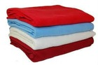 100% Polyester fleece fabric for blankets