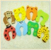 animal shape Door pinch gard baby safty product