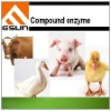Compound enzyme for Feed additive