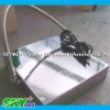 Immersible ultrasonic cleaner, submersible ultrasonic cleaner