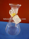 Iodine Flask Wide spout with standard ground stopper