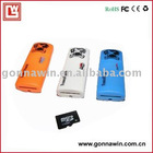 T-Flash Card Reader/Micro SD card reader/Chip Card Reader