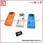 T-Flash Card Reader/Micro SD card reader/Chip Card Reader