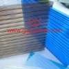 polycarbonate hollow sheet,Honeycomb polycarbonate sun panel,Building plastic sheet