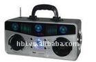 high-efficiency high quality car mini speaker
