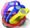 Good quality magical Silicone Bracelet,funny balance wristband
