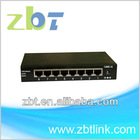 Gigabit 8-port Fast Ethernet Switch