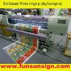eco solvent plotter ( DX5 head, high quality)