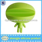 Cute silicone base holder from ShengJie Rubber factory
