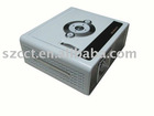 hot selling high clearity HD 1080P 230LM LED meeting projector P807c