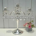 tall metal tree branch wedding silver plated candel holder/candelabra /candlesticks/wholesale