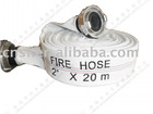 PVC Lined Fire Hose with Alu-storz Coupling