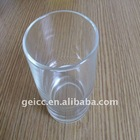 Transparent tooth cup
