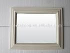 antique wooden Wall Mirror wooden decorative mirror