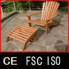 Bamboo Outdoor Lounge Chair