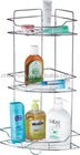 AB-436 three-layer matal bathroom shelf