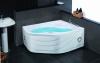 Indoor acrylic whirlpool massage bathtub