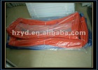 Rubber seal used on showcase glass door