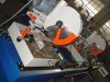 PVC Windows Double Miter Cutting Saw Machine