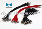 elastic barb each end used in bags decoration
