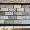 yellow wooden stack stone(stone manufacturer)