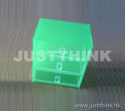 custom acrylic storage box FZ-H-0006