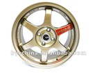 Hot Sale Bronze Arays Aluminium Wheel Rim