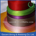 100% nylon webbing for dog leash