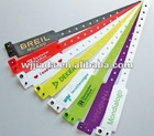 Vip custom printed id wristbands