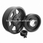 European standard V belt pulley used as transmission parts