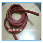 Silicone rubber protection strip
