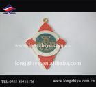 Metal Diamond pendant for Western US Rigion