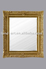 Antique gold Framed Mirror
