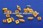 Cutting tool indexable tungsten carbide insert