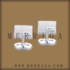 Wholesale 925 stering silver cufflink fashion jewellery with cheap price