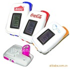 promotional pedomeder with LED light gift step counter calorie counter