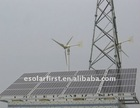 High quality wind solar hybrid power system 10kw