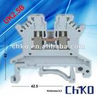 din rail series screw terminal connector UK2.5B