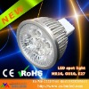 SCREW TYPE Aluminum 4W E27 MR16 LED Spot Light