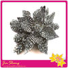 Hot sales Flower shape Alloy crystal Brooch