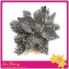 Hot sales Flower shape Alloy crystal Brooch